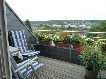 3 Zimmer Dachgeschoßwohnung mit Dachterasse in ruhigem Haus Heizung in 2017 erneuert