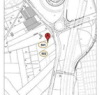 Freizeitgrundstücke in Neu-Ulm (3.483m² + 3.496m²)