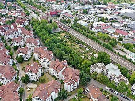 Grundstück mit Kleingartenanlage - tlw. verpachtet