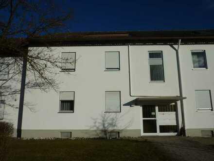 Erstbezug nach Sanierung: ansprechende 1,5-Zimmer-DG-Wohnung mit Dachterrasse in Stettenhofen