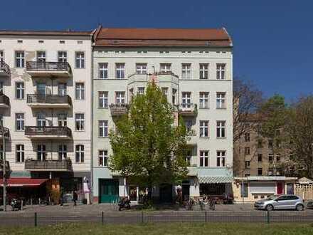 2-Zimmer Wohnung zu vermieten! Wohnen unweit Volkspark Friedrichshain und Winsviertel!