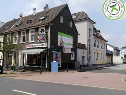 Zwei Mehrfamilienhäuser mit Gewerbe im Zentrum von Velbert!