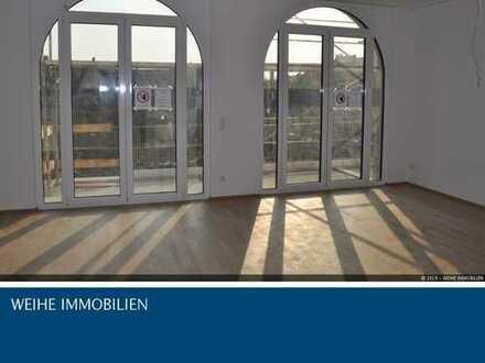 Marienheim: 4 ZKB mit 2 Balkonen und EBK