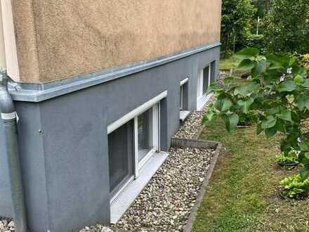 Sanierte Wohnung mit drei Zimmern und Einbauküche in Karlsruhe