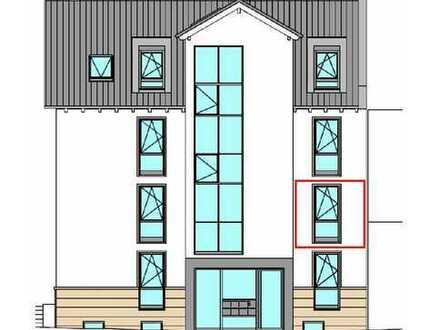 Neubau: 1. Obergeschoss 2-Zimmer-Komfort-Wohnung