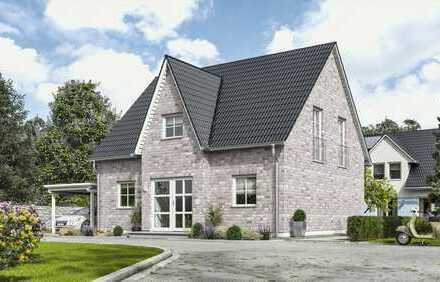Schluss mit mieten, Zeit zu bauen! www.mkm-massivhaus.de