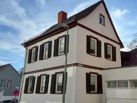 Gepflegtes Wohn- und Geschäftshaus in sehr guter Lage in Bad Soden