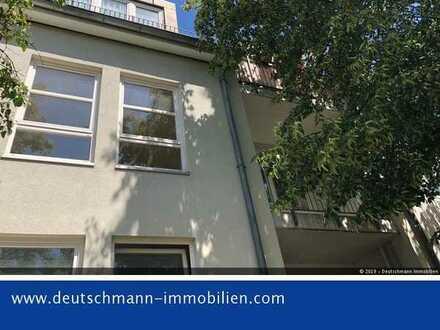 DEUTSCHMANN IMMOBILIEN ***** ivd - Perfekte und zentrale 3-Raum-Wohnung mit Balkon in Bernau!