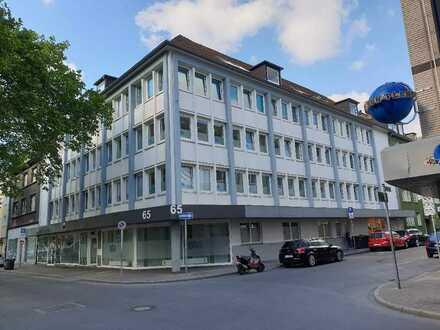 Ca. 350 m² attraktive und barrierefreie Praxis-/Büroräume in Gelsenkirchen-Zentrum PROVISIONSFREI