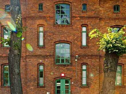 Denkmal - Bürogebäude - Wohnoption für Eigentümer