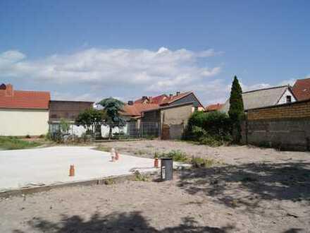 Heldrungen - Wohngrundstück/ Bauland inkl. Baugenehmigung & Zeichnung zu verkaufen