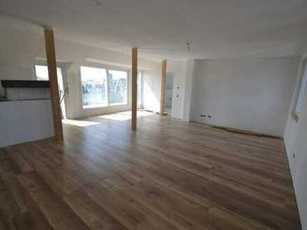 Neubau! Erstbezug! Studio-Whg. mit s-Terrasse (8 qm) im 5.OG (Aufzug bis 4.OG) zzgl Stellplatz!