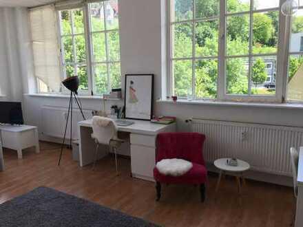 Schöne, helle 1-Zimmer-Wohnung mit Einbauküche in Albstadt