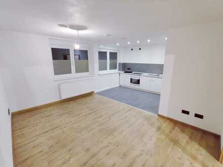 Zentrale, neuwertige 3-Zimmer-Erdgeschosswohnung plus Küche und Bad in Hirschhorn
