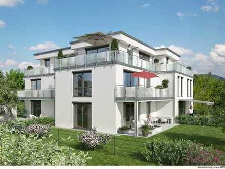 Tolle 2,5-Zimmer Wohnung im Erdgeschoss mit großem Garten