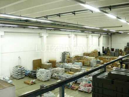 Modernes Gewerbeobjekt mit Lager/ Produktionsflächen und Büroteil