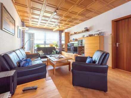 Vier Zimmer, 90 m² Eigentumswohnung mit Weitblick inklusive!