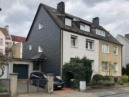 sehr schöne Doppelhaushälfte mit Garage, zentral in Iserlohn