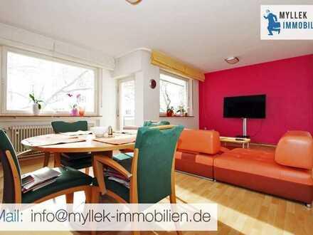 LUDWIGSHAFEN * Elegante 3-Zimmer-Wohnung mit 2 Balkonen