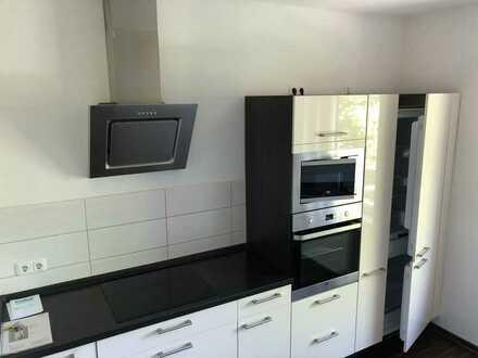 Preiswerte 4-Zimmer-Wohnung mit EBK in Burg