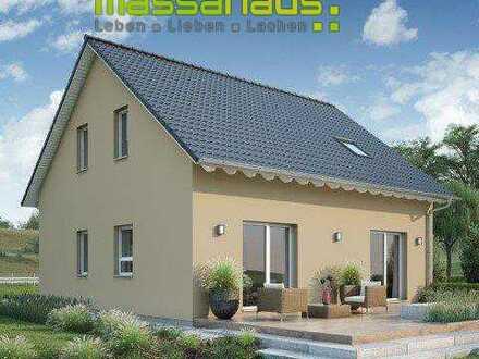 Bauen Sie Ihr Traumhaus mit dem Ausbauhausmarktführer Massa Haus