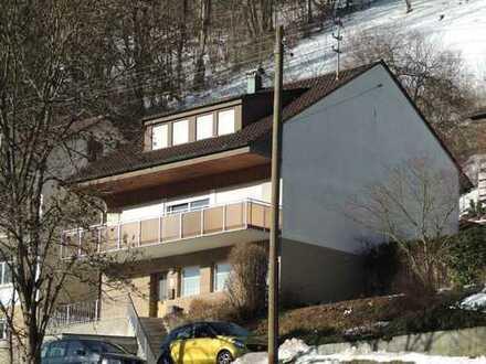 Hoch hinaus mit freier Sicht - Wohnhaus für die große Familie