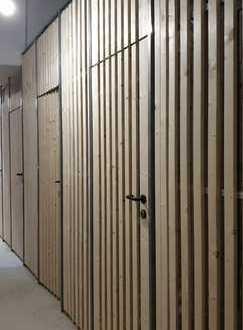 Erstbezug: exklusive 3-Zimmer-Wohnung mit Einbauküche und Terrasse in Bühl