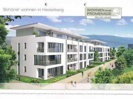 Exklusive, neuwertige 3-Zimmer-Luxuswohnung mit Balkon an der Promenade