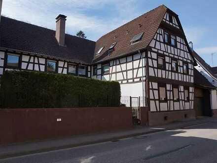 **Mehrgenerationenhaus in Pfinztal-Berghausen**