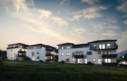 Moderne, großzügige 3-Zimmer Wohnung mit Gäste-WC und Balkon (WE 26)