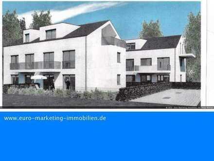 3ZKB Neubauwohnung 1. OG. Aufzug, Einbauküche, großer Balkon, 2xTG-Stellpl., beste Wohnlage