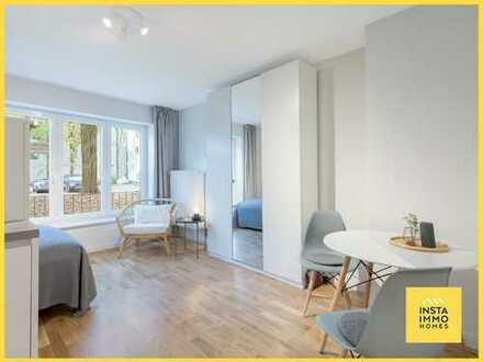 Saniertes und möbliertes 1-Zimmerappartement in Winterhude (Warmmiete inkl. WLAN)
