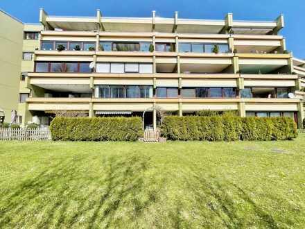 Gemütliches Wohnen mit Terrasse und Garten!