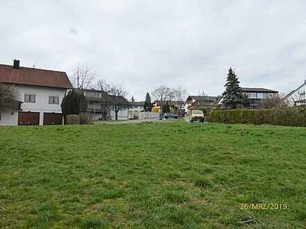 **Mit südlicher Ausrichtung** Bauplatz für Doppelhaushälfte unweit vom Stadtzentrum
