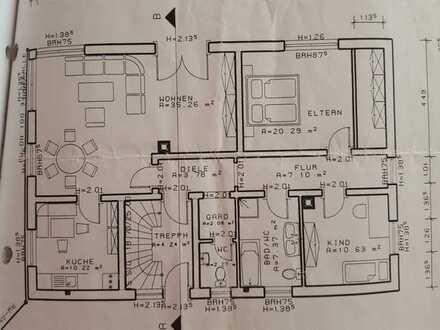 Attraktive 3-Zimmer-EG-Wohnung mit Balkon in Plettenberg-Landemert