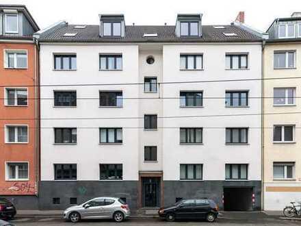 Charmante 3-Zimmer-Wohnung mit Balkon im beliebten Köln-Sülz
