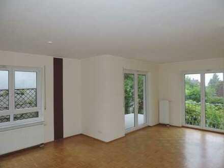 Meiß Unternehmensgruppe! Bad Vilbel! Schöne 3-Zi-EG-Wohnung mit Garten u. Terrasse