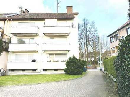 Gut geschnittene 2 Zimmer Wohnung Nähe Meierteich