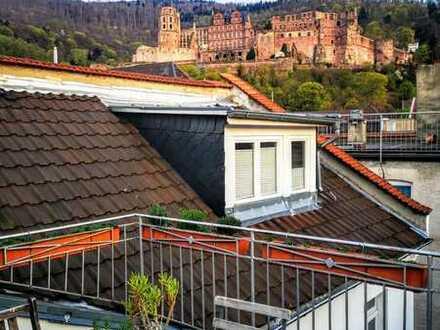 Juwel über den Dächern der Altstadt