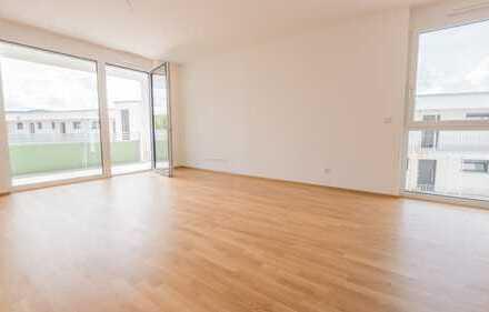 Hier lässt es sich im Alter leben! Traumhaft moderne 3-Zimmer-Wohnung mit großem SÜD-Balkon und Vest