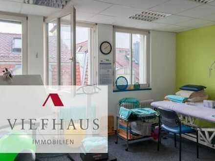 Büro- / Praxisräume in 1A-Lage in Schweinfurt (Fußgängerzone)