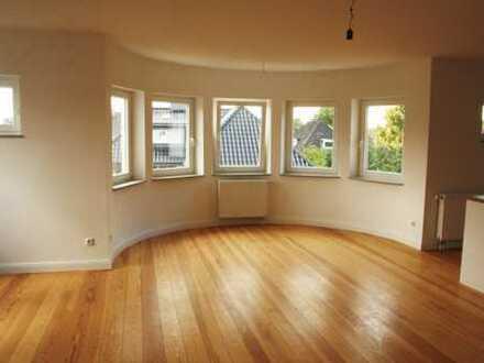 Exklusive, geräumige und gepflegte 2-Zimmer-Wohnung mit Balkon und Einbauküche in Quickborn