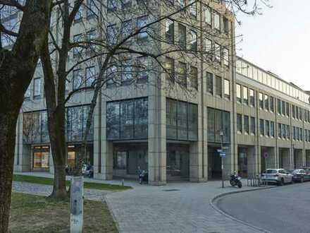 Erste Adresse im Zentrum Münchens. Bürofläche im EG zu vermieten!