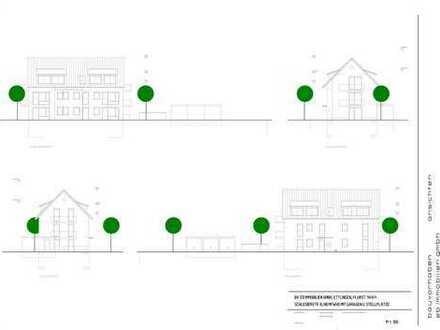 Neubau Ettlingen: 2 Zi-ETW mit Terrasse und Garten