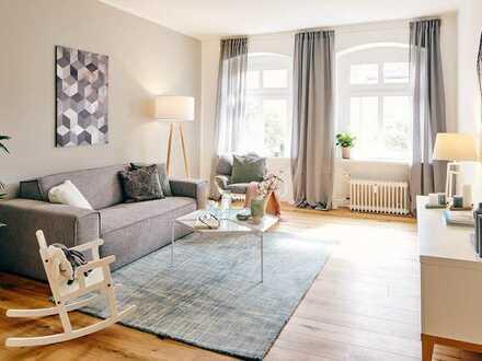 Erstbezug nach Renovierung: Schöne und helle 4-Zimmerwohnung in Spandau