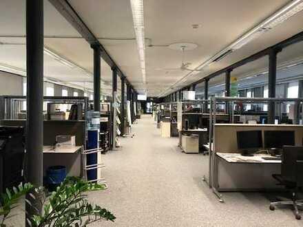 1206,55 m²: provisionsfreie Bürofläche