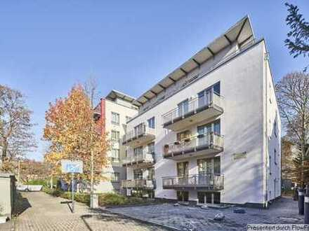 Zur Kapitalanlage; 2 Zimmer Dachgeschosswohnung in Junkersdorf