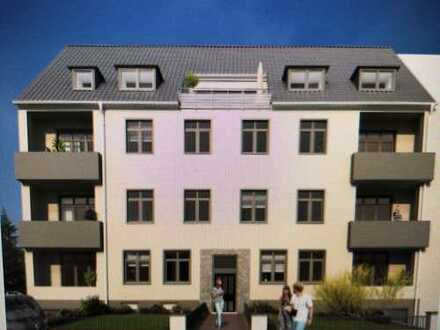 Erstbezug nach Sanierung mit Einbauküche und zwei Balkone: stilvolle 4-Zimmer-Wohnung in Hannover