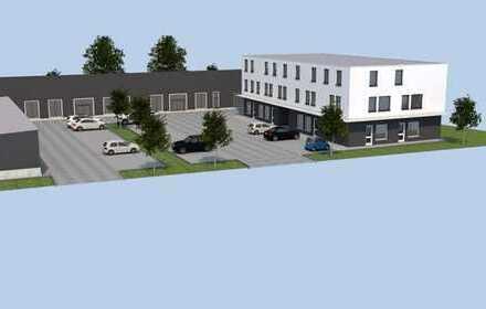 Naabtalpark:Gewerbe-Neubau mit Lift für Büro,Praxis,Verkauf,Dienstleistung, Gastronomie+Parkplätze!