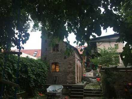 Wunderschöne denkmalgeschützte Remise/Tiny House, Altstadt Strausberg, mit Garten, Badesee nebenan